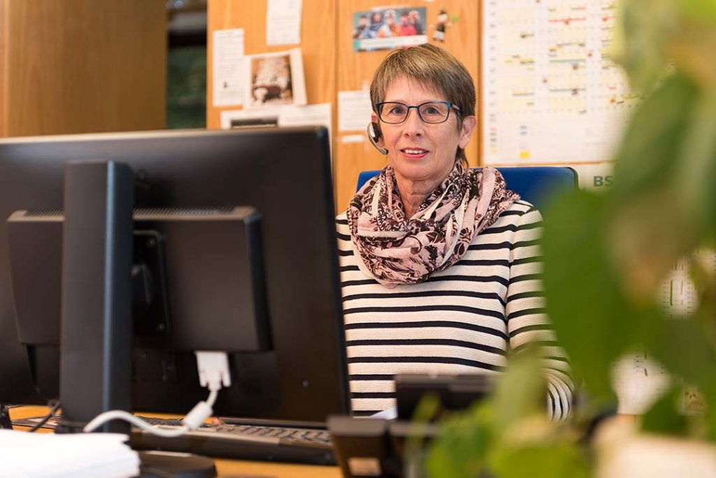 MediCabs - Mitarbeiterin - Sabine Grädtke - Innendienst