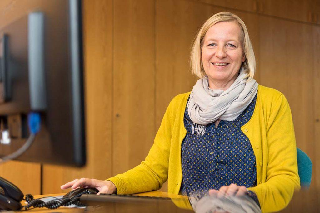 MediCabs - Mitarbeiterin - Jutta Schnittker - Innendienst